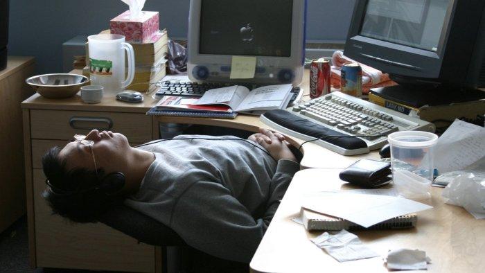 Японцы умирают на работе. / Фото: riafan.ru