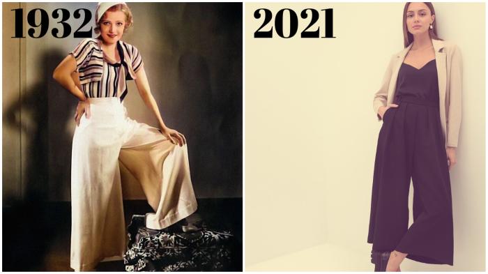 90 лет в моде.
