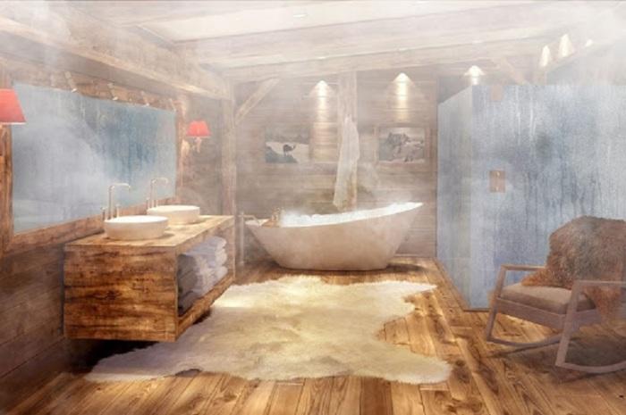 Просто откройте дверь ванной после мытья... / Фото: homester.com.ua