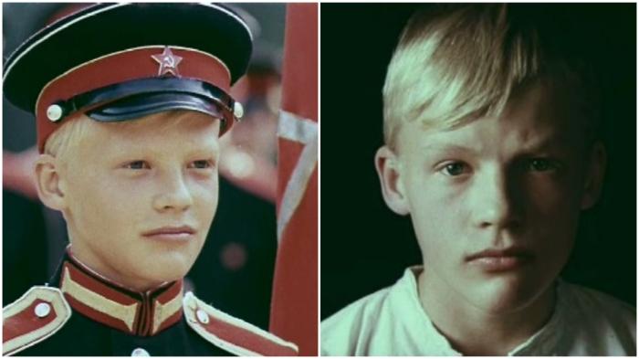 Серебряков играет с детства.