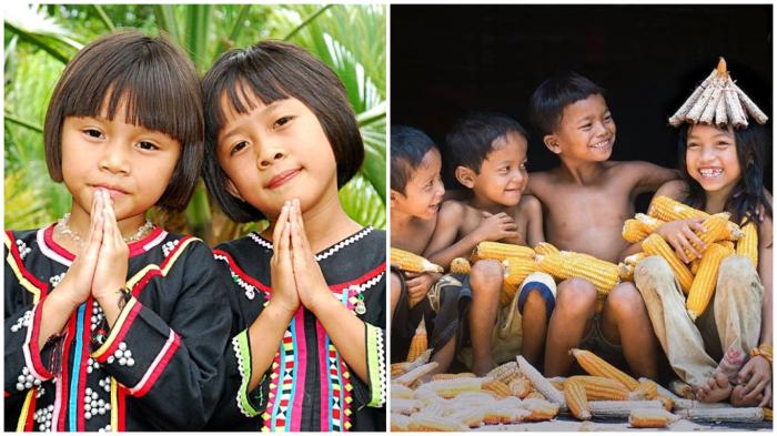 В Таиланде дети воспитывают друг друга и трудятся.