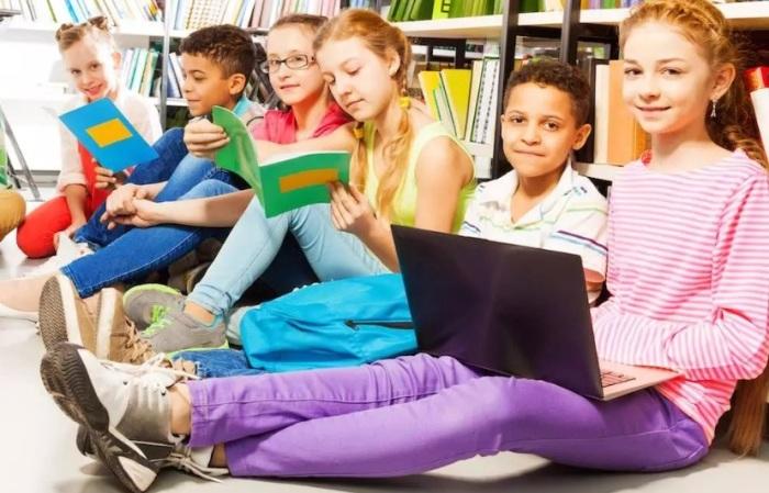 Типичный урок в голландской школе. / Фото: kanal-o.ru
