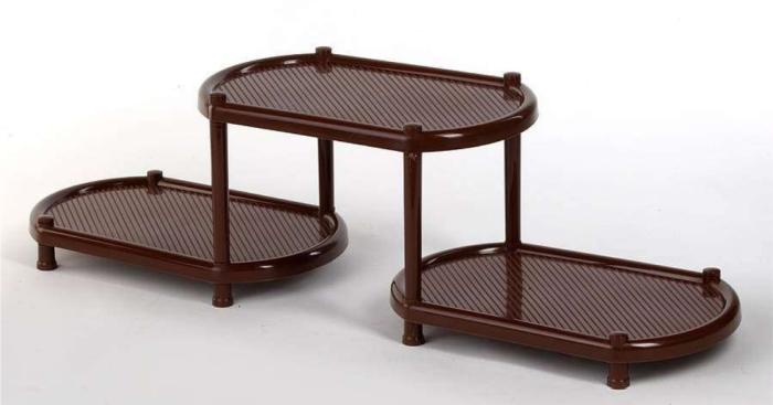 За такой мебелью легко ухаживать. / Фото: polimerbyt.ru