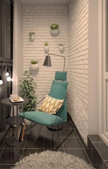 Кофейня у вас на балконе. / Фото: pikabu.ru