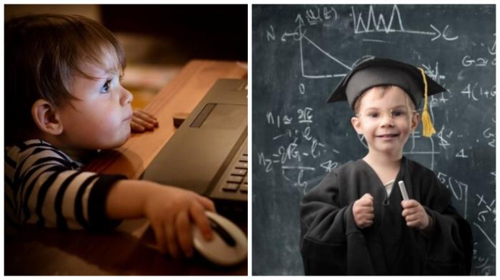 Мозг маленького ребенка - губка, впитывающая всё новое.