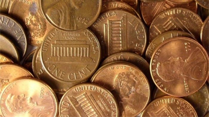 Разменять 1 доллар можно 293-мя способами. / Фото: coins.info