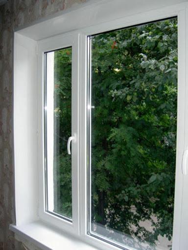 В жару держите окна закрытыми. / Фото: nash-remont.com