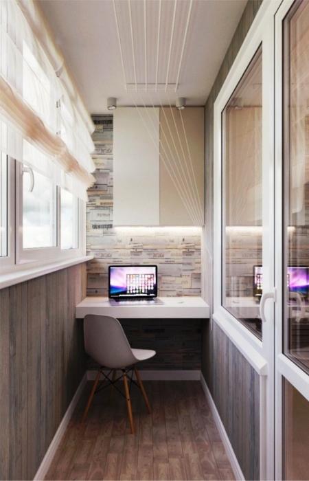 Здесь будет работаться продуктивно. / Фото: house-biz.com.ua