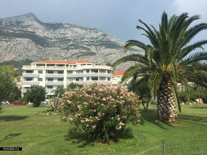 Красоты Южной Европы.