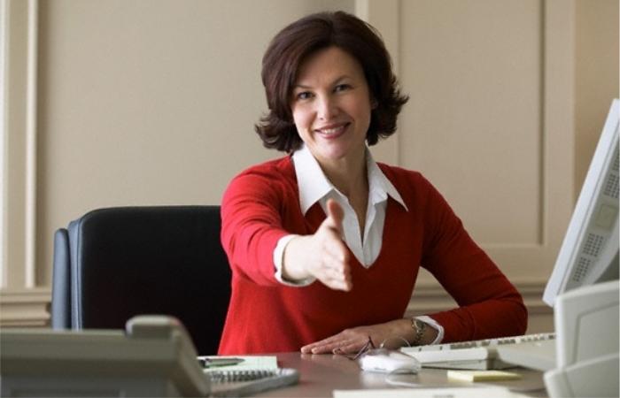 Современная женщина может получить абсолютно любую должность. / Фото: muizre.ru