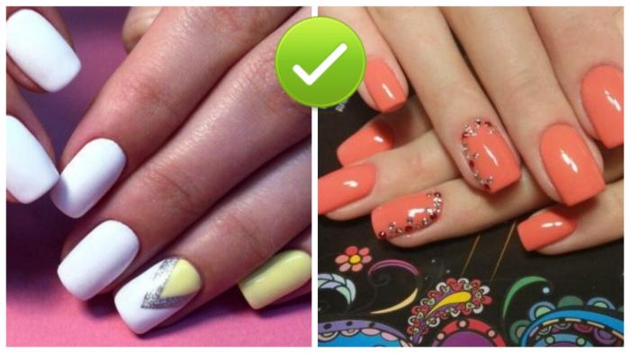 Пора забыть о нарощенных ногтях в эпоху стильного и прекрасного гель-лака.