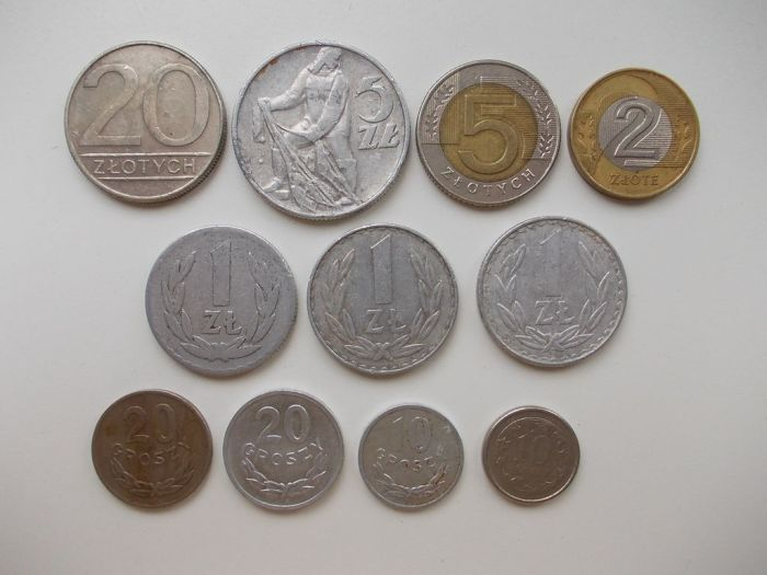 Стратегически важные монеты на пути обратно. / Фото: crafta.ua