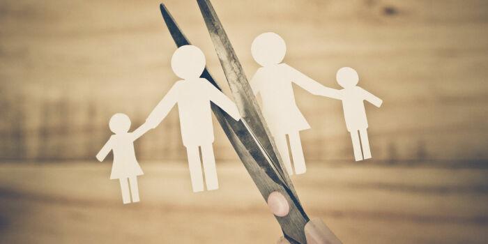 Развод - такая же жизненная норма, как нежелание засовывать пальцы в розетку. / Фото: refnews.ru