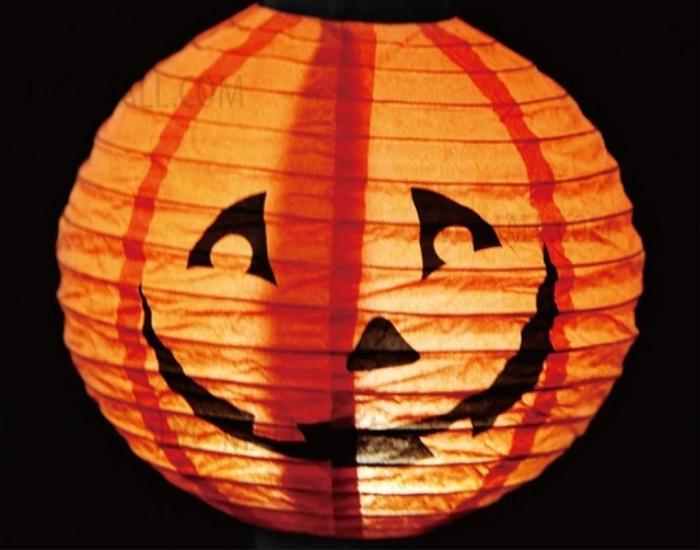 Копеечный бумажный Джек-О-Лантен. / Фото: ru.tvc-mall.com