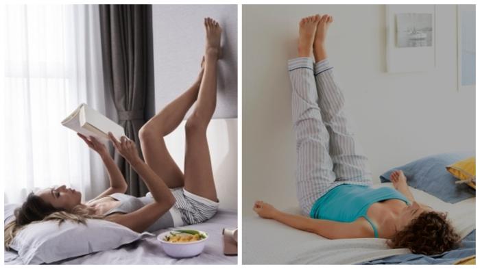 Экспресс-помощь при отёках ног.