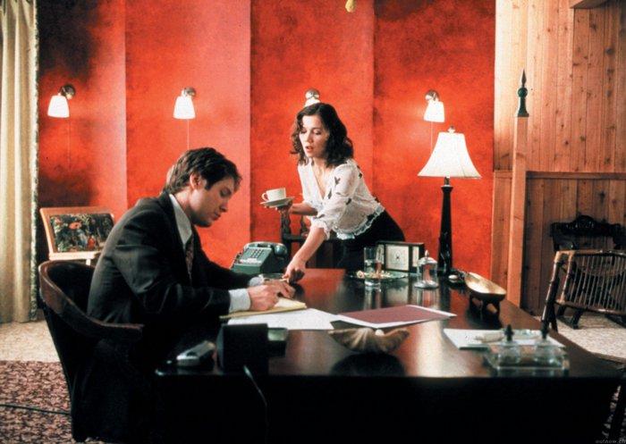 Кадр из фильма «Секретарша».