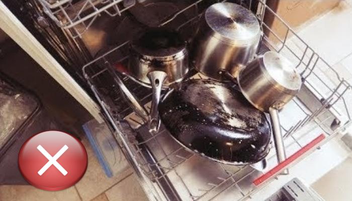 Сковородам здесь не место.