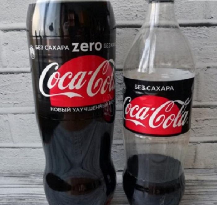 Ты - как Кока-Кола-Зеро: вкусно, но не то... (с) / Фото: irecommend.ru