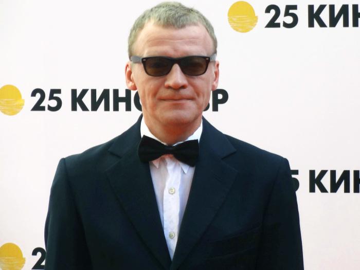 Алексей Серебряков в 2019 году. / Фото: wikipedia.org