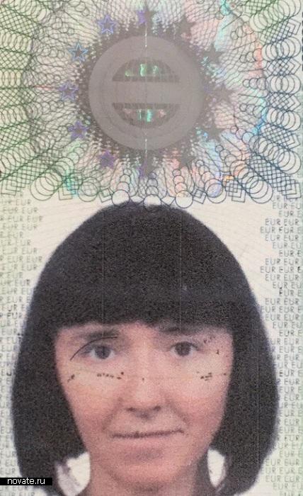 Шенгенская виза.