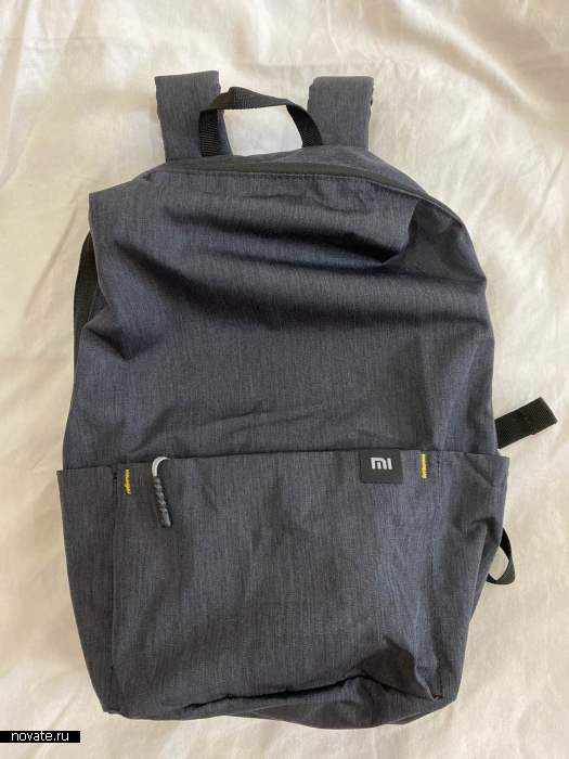 Xiaomi претендует на одно из топовых мест на рынке сумок для города.