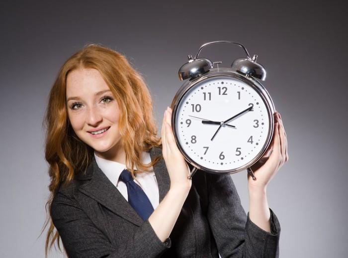 Нужно не опаздывать хотя бы в те дни, когда босс приходит на службу в одно время с вами. /Источник фото: blog.sovyatnik.ru