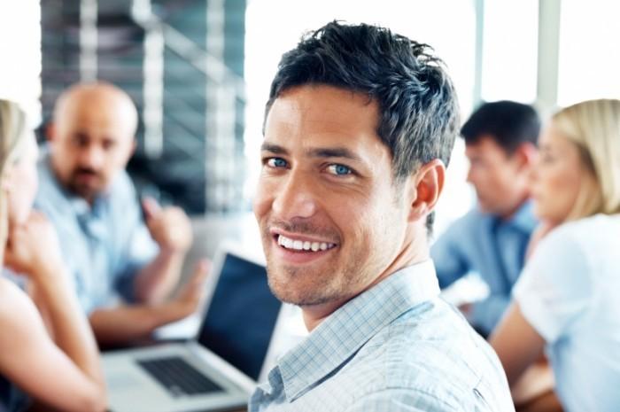 Улыбка и только улыбка! /Источник фото: blog.fixplace.ru