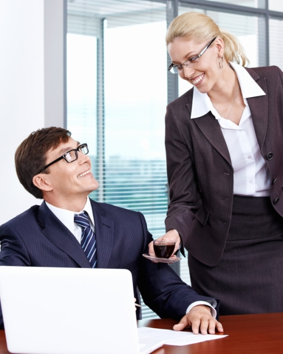 - Ваша любимая арабика третьей степени обжарки, босс! /Источник фото: wordpress.com