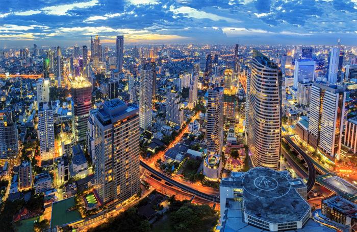 Бангкок. / Фото: onetwotrip.com