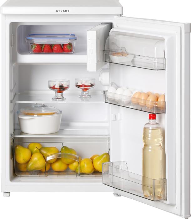Излишки закваски кладем в холодильник. / Фото: atlantshop.by