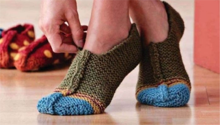Даже при идеальном ремонте и чистоте дома следует ходить в носочках. / Источник фото: yandex.ru