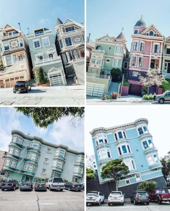 Так и живут коренные жители Сан-Франциско. / Фото: reddit.com
