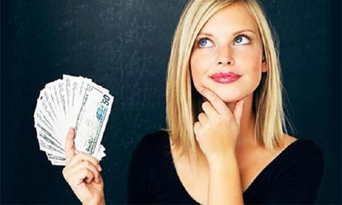 Хммм, денежки! Куда бы их потратить срочно?! / Фото: dnevnyk-uspeha.com