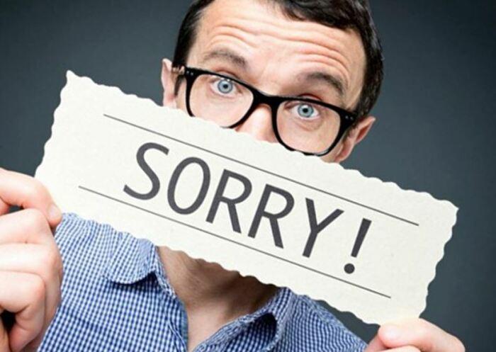 Всегда простите! / Фото: journal-krasota.ru