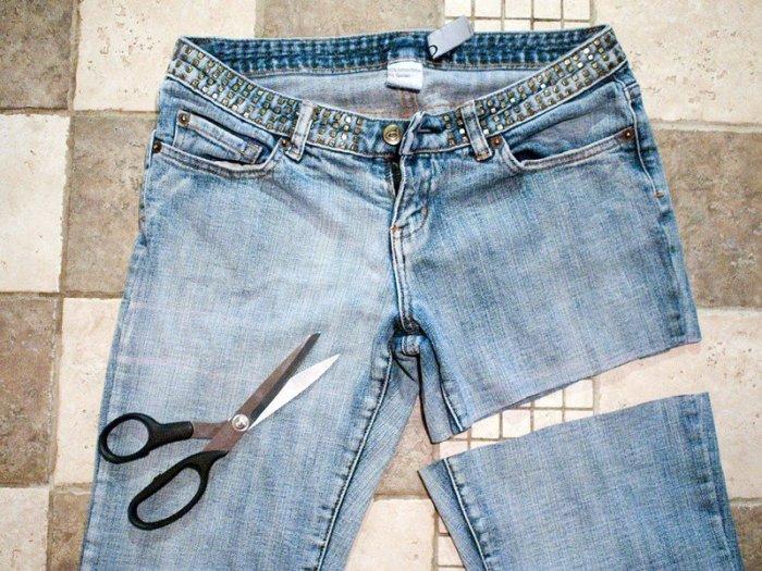 Легким движением руки брюки превращаются... / Фото: avrorra.com