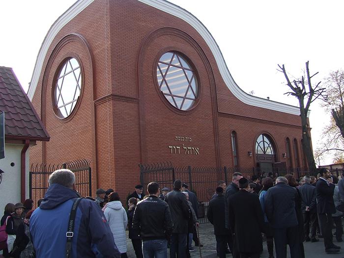 Синагога в Беларуси.