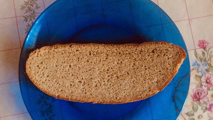 В составе доброй половины сортов ржаного хлеба присутствует сахар.