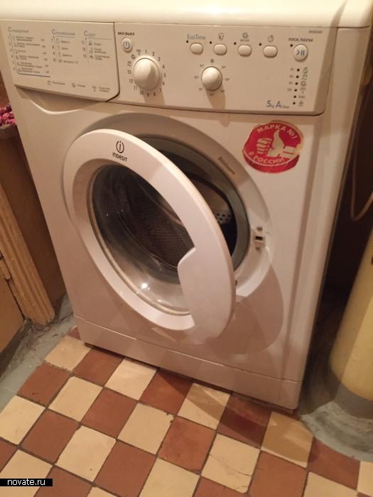 Правильный режим ожидания для стиральной машины.