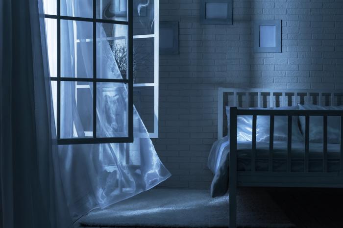 Здоровому сну без кислорода не приключиться. / Фото: medoboz.com