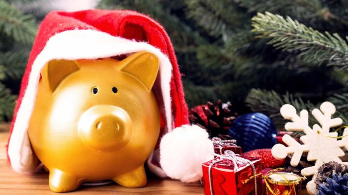 Австрийцы дарят свинок на Новый Год. / Фото: newsone.ua