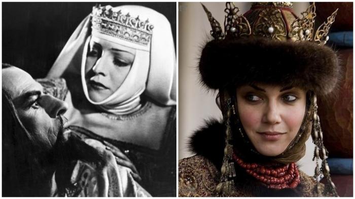 Просто надеть шапочку – это слишком тривиально для русской женщины.