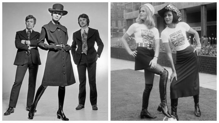 Советским модницам так хотелось быть похожими на актрису или модель!..