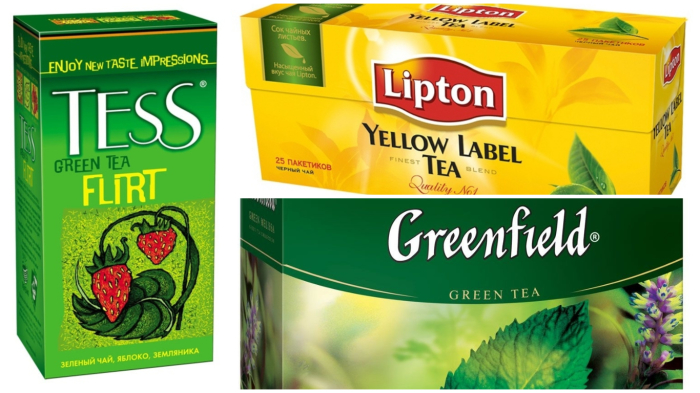 Так вам какой чай?