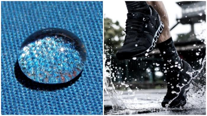 Проверено на себе: обувь с мембраной Gore-tex действительно не промокает.