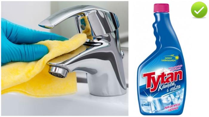 Эффективность современных чистящих средств – это не механические усилия, а простейшие химические реакции.