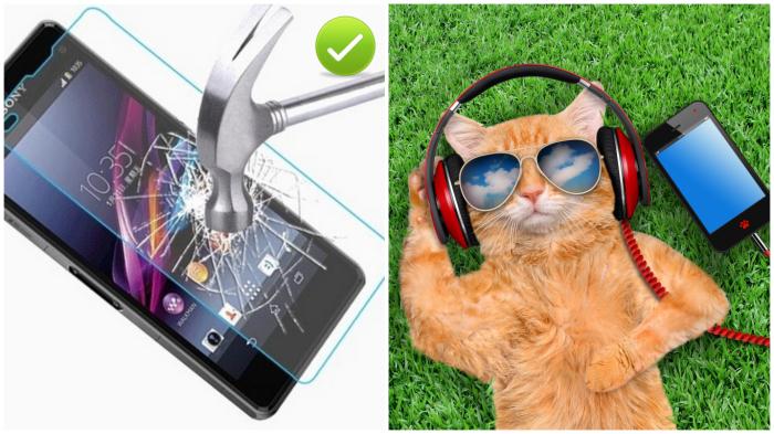 Как защитить экран смартфона от повреждений.