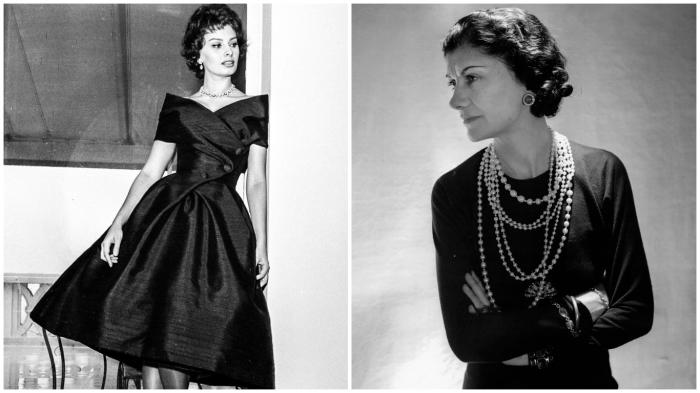 Little black dress: чёрный – самый модный цвет!