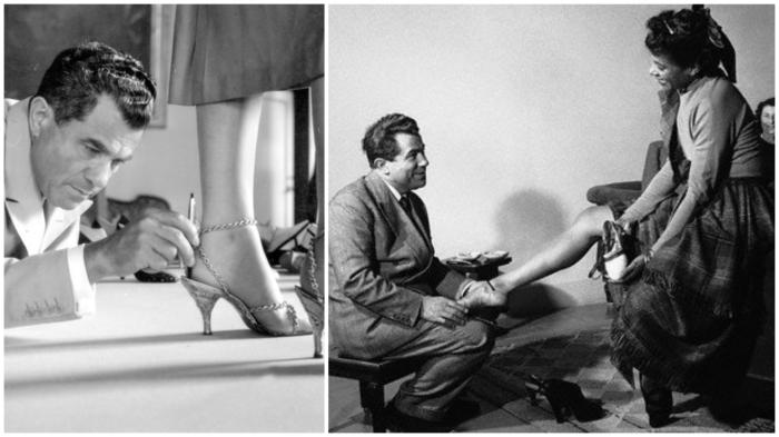 Маэстро Феррагамо был убеждён: туфли на шпильке должны быть удобными.