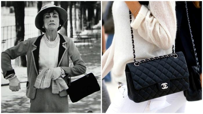 Действительно сложно представить, что кто-то может потерять сумочку 2.55 от Шанель.