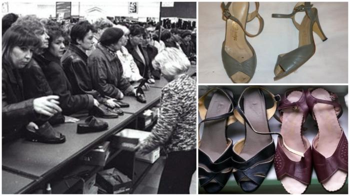 Ассортимент женской летней обуви порой оставлял желать лучшего...